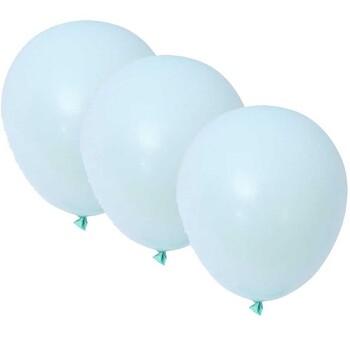 Momsbrand - Açık Mavi Balon 10'lu Paket