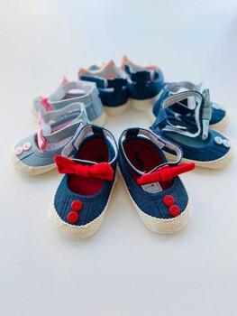 Momsbrand - Düğme Detaylı Ayakkabı