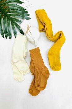 Momsbrand - Fitilli Çoraplar