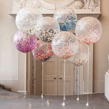 - İçi Doldurulabilir Şeffaf Balon Çok Kullanımlık