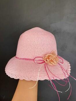 Momsbrand - İp Desenli Şapka
