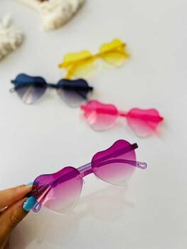 Momsbrand - Kalp Gözlük
