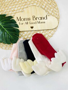 Momsbrand - Kanatlı Çorap