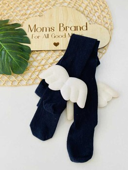 Momsbrand - Kanatlı Külotlu Çoraplar
