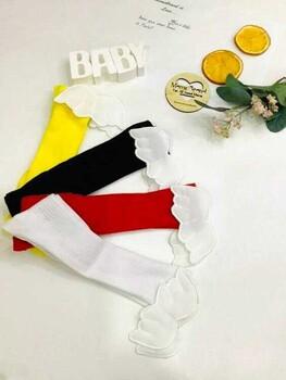 Momsbrand - Kanatlı Renkli Çorap