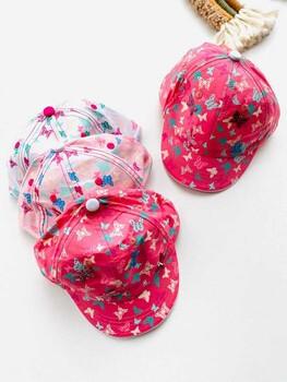 Momsbrand - Kelebekli Şapka