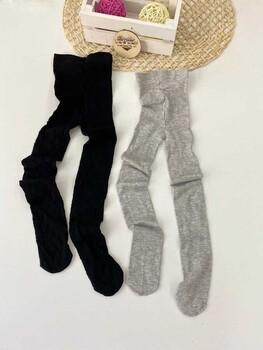 Momsbrand - Külotlu Çorab 2'li Çocuk