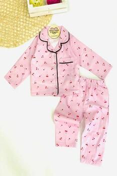 Momsbrand - Kiraz Pijama Takımı