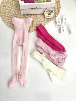 Momsbrand - Külotlu Çorap 2'li Bebek
