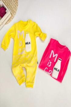 Momsbrand - Milk Bebe Tulum Sarı