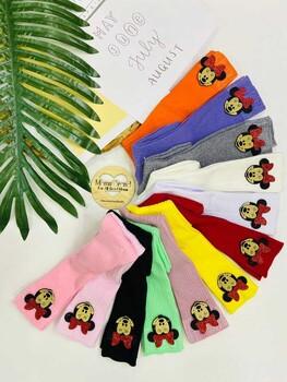 Momsbrand - Minnie Dizaltı Çorap