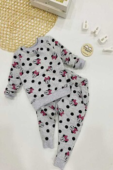 Minnie Mouse Pijama Takımı