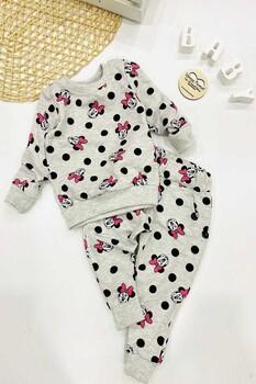 Momsbrand - Minnie Mouse Pijama Takımı