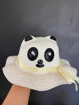 Momsbrand - Panda Şapka