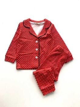 Momsbrand - Puanlı Pijama Takımı